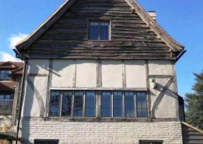 Complete exterior repaint
