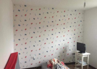 Complete nursery redecoration