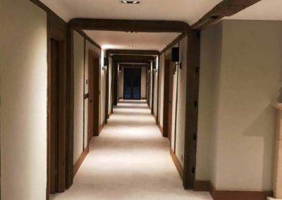 Hallway redecoration